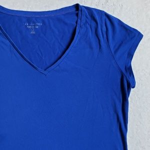 The Limited Perfect Tee, Royal Blue